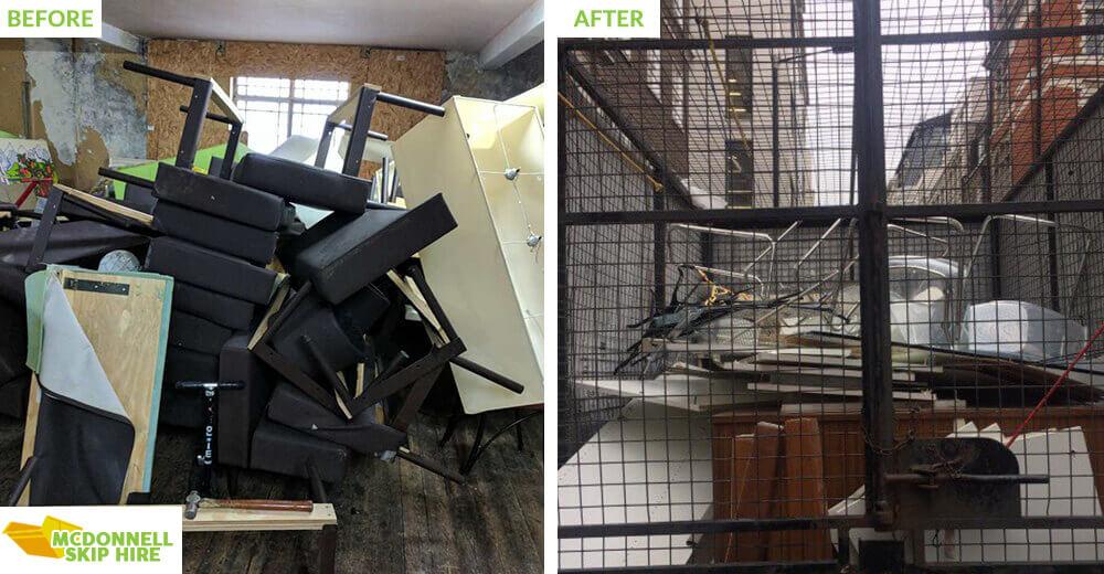 EC1 Rubbish Removal Finsbury