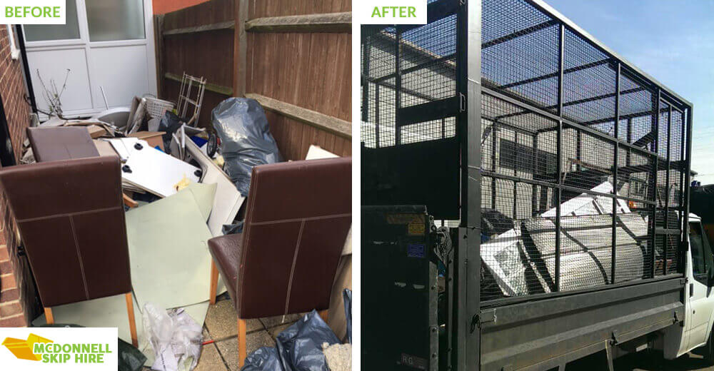 SW1 Rubbish Removal Waterloo