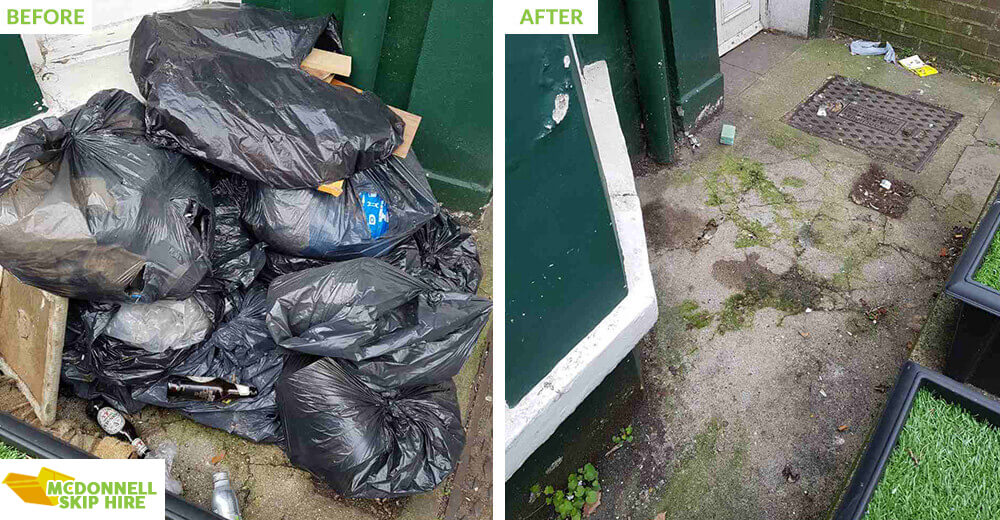 Junk Removal near Shoreditch