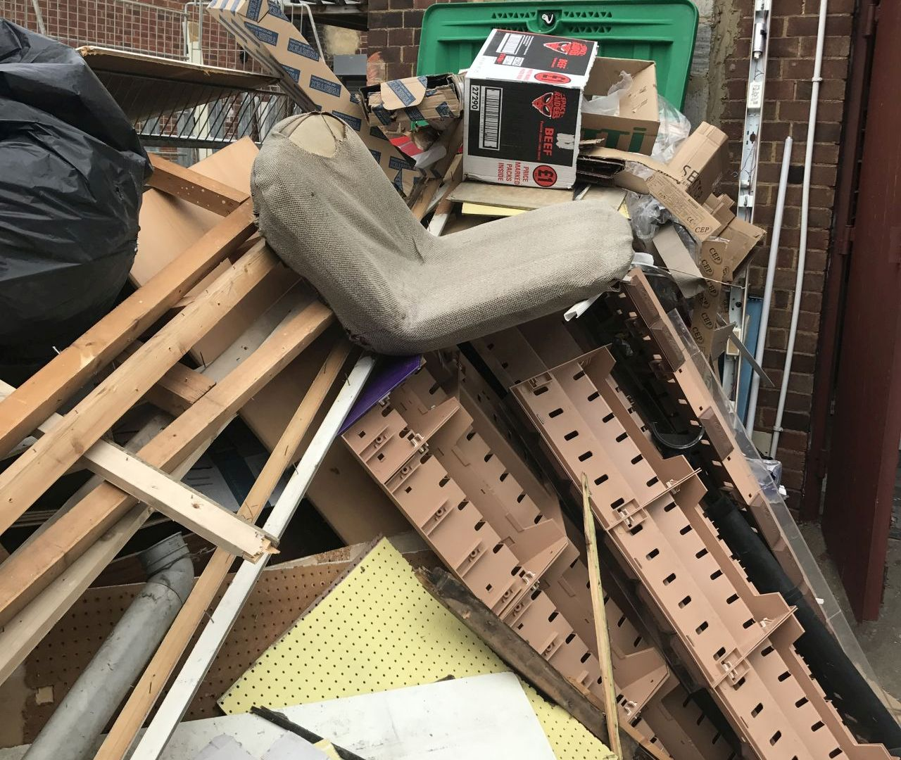 Builders Waste Collection NW2