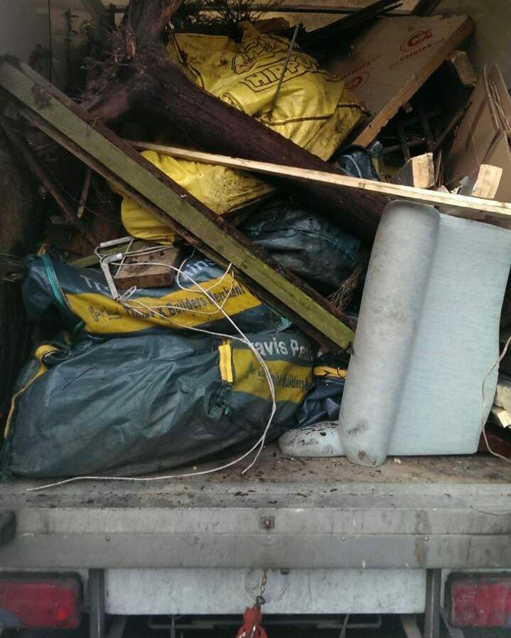 SW5 Garden Rubbish Disposal