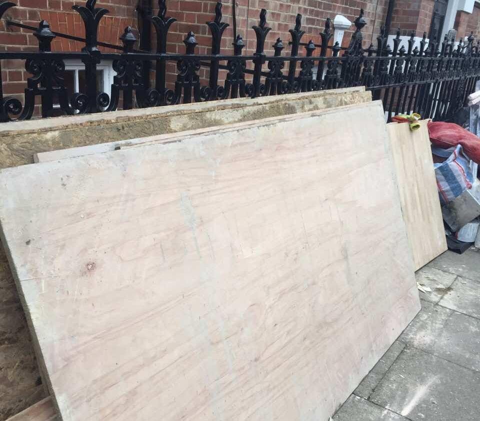 East Dulwich Builders Rubbish Disposal