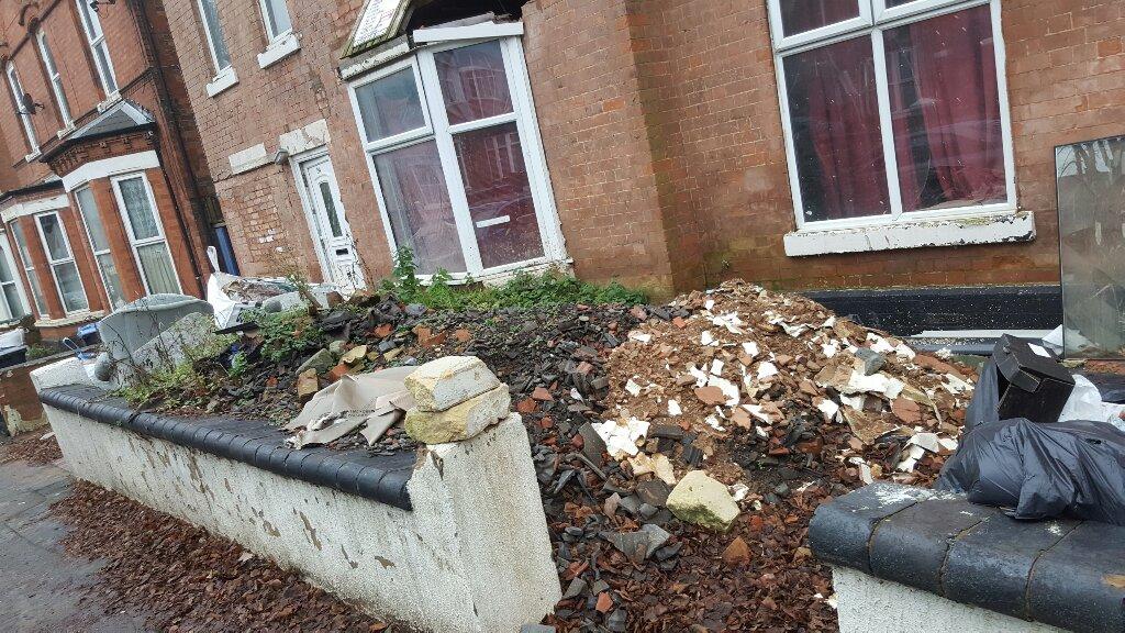 Bermondsey rubbish collection company SE1
