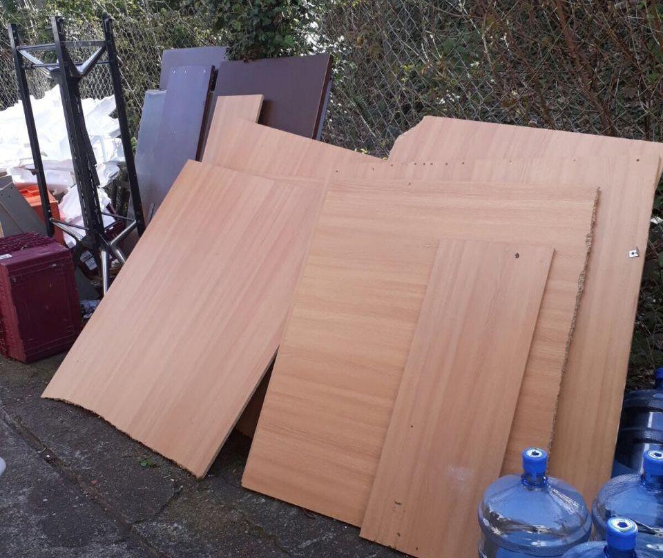 Battersea rubbish collection company SW11