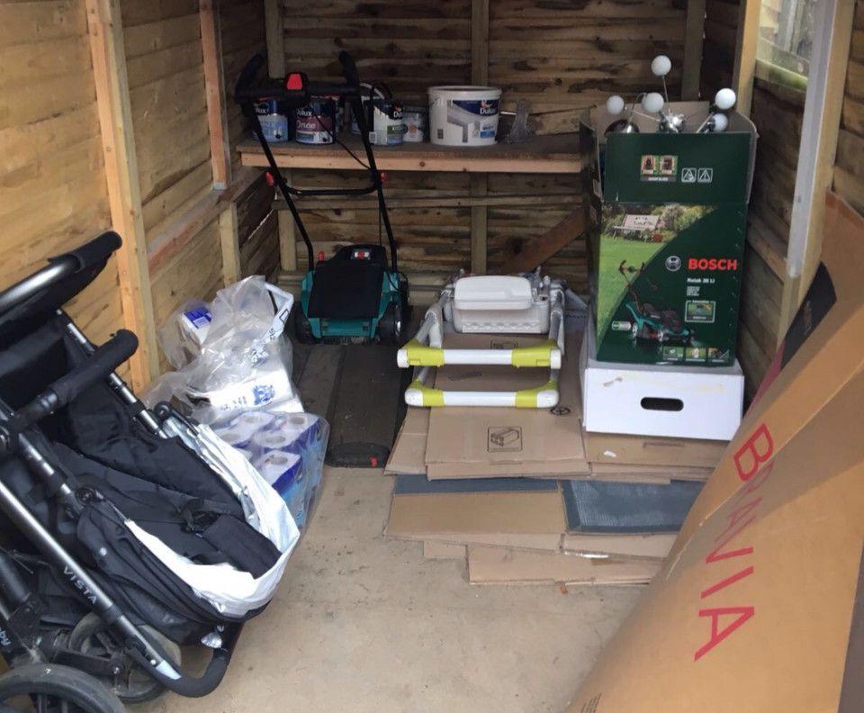 Soho rubbish collection company W1