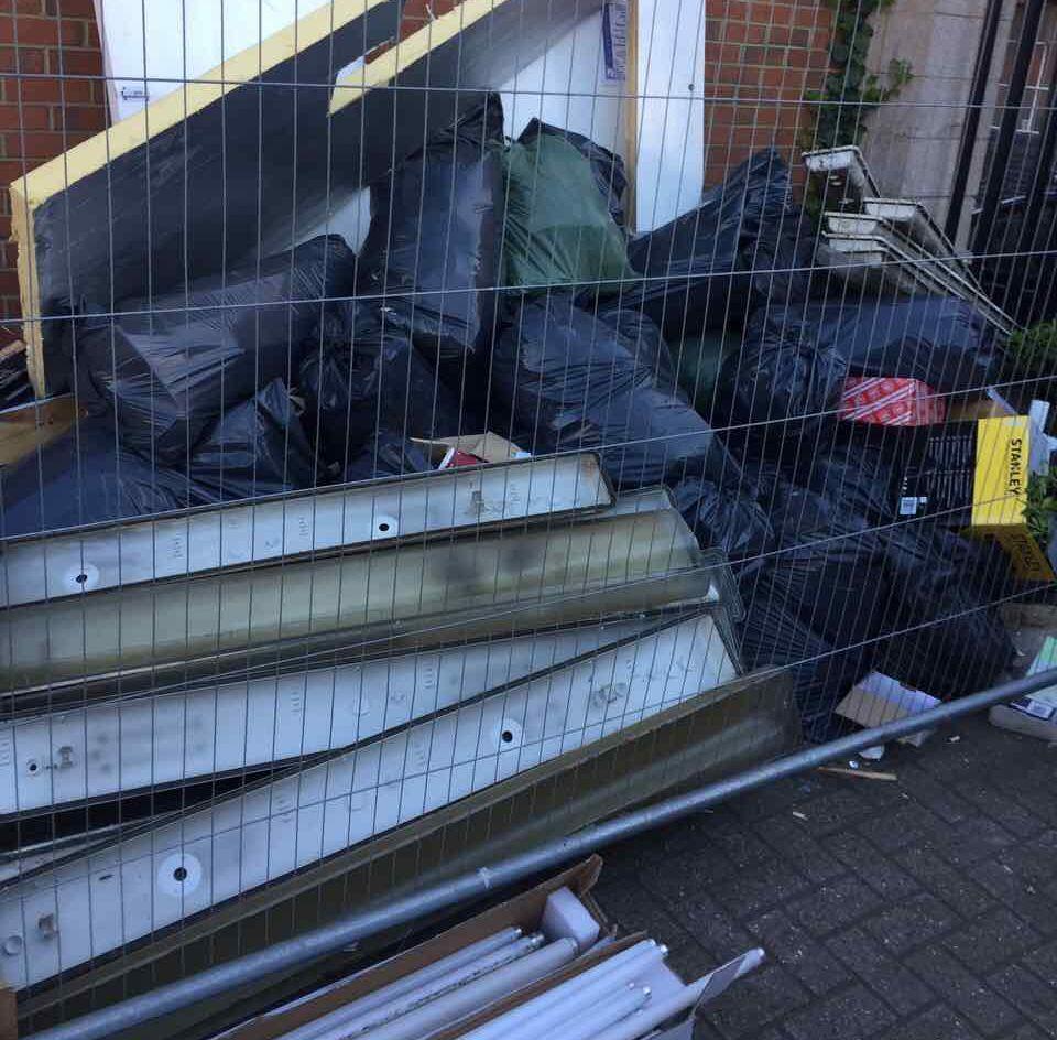 Ravenscourt Park rubbish collection company W4