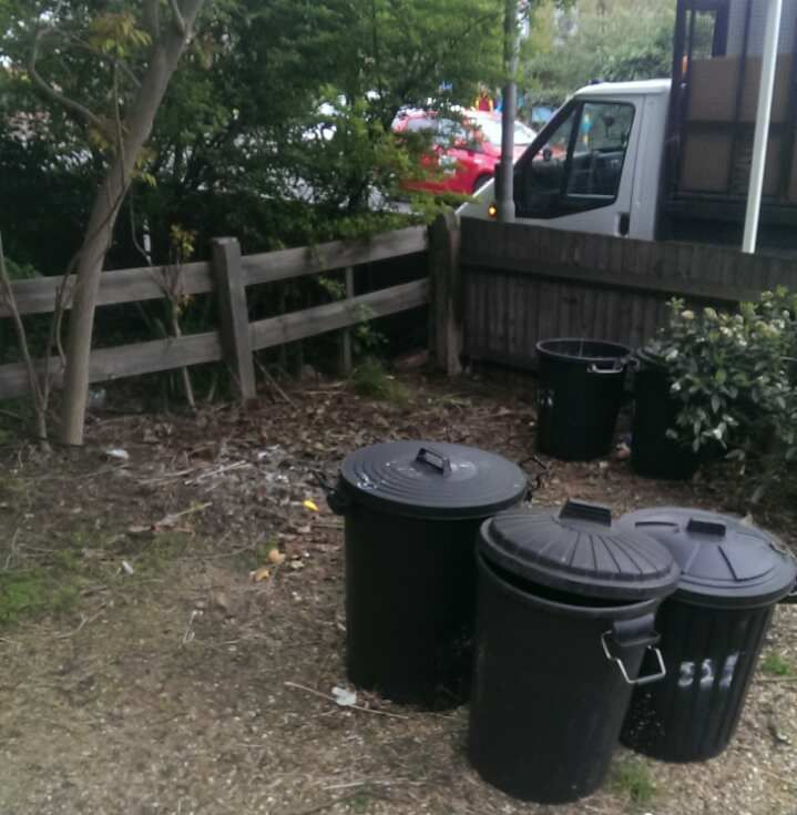 Rubbish Collectors in TW9