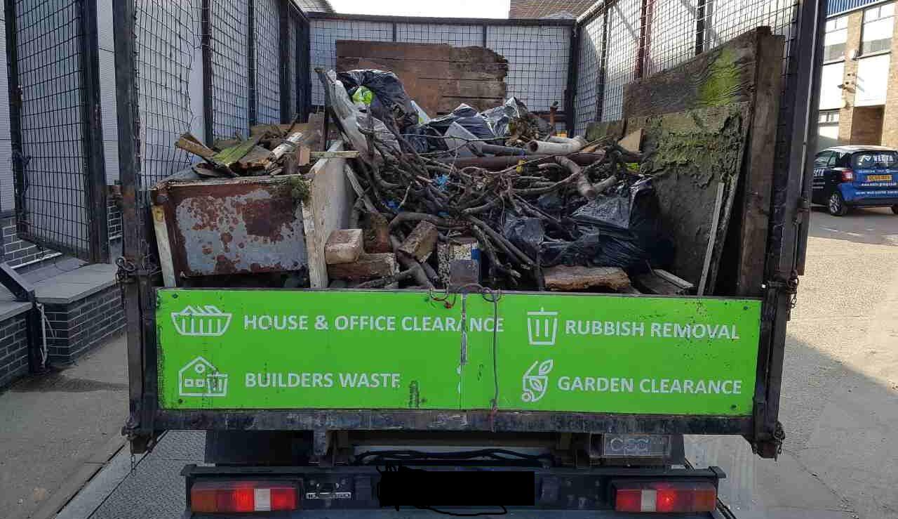 Brook Green Junk Recycling W6