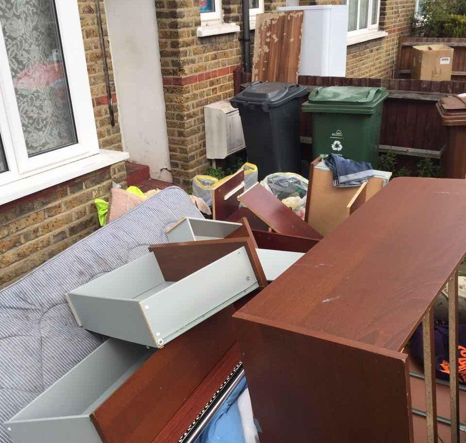 Dalston Junk Recycling E8