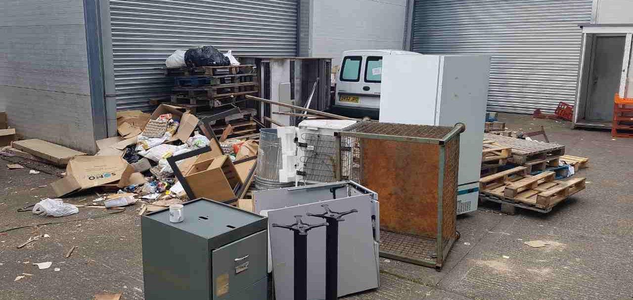 Hertford Junk Recycling CM23