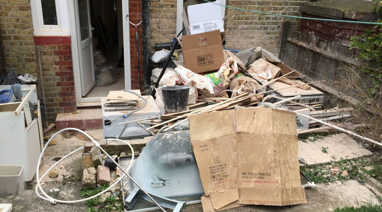 Stratford Junk Recycling E15