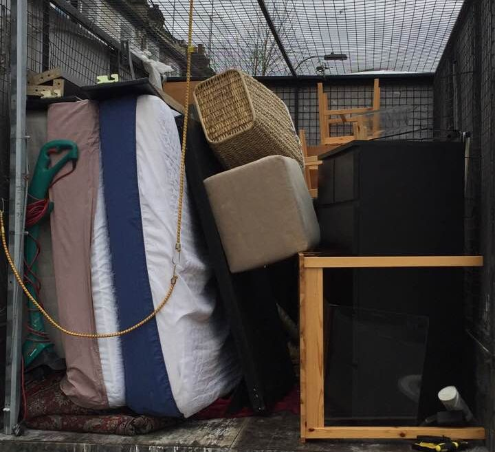 Walthamstow Village Junk Recycling E17