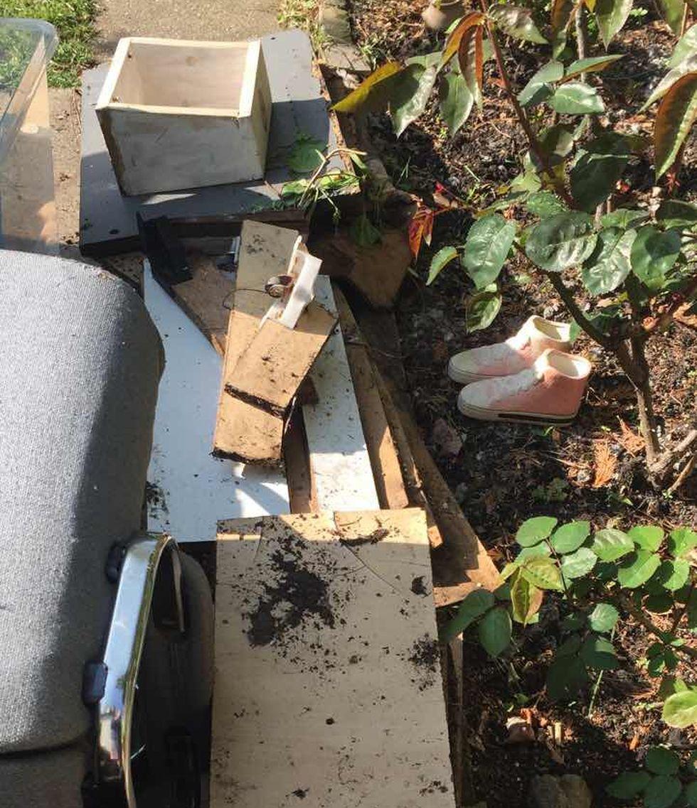 MK1 Garden Rubbish Disposal