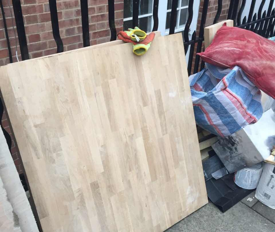 Builders Waste Collection SW1