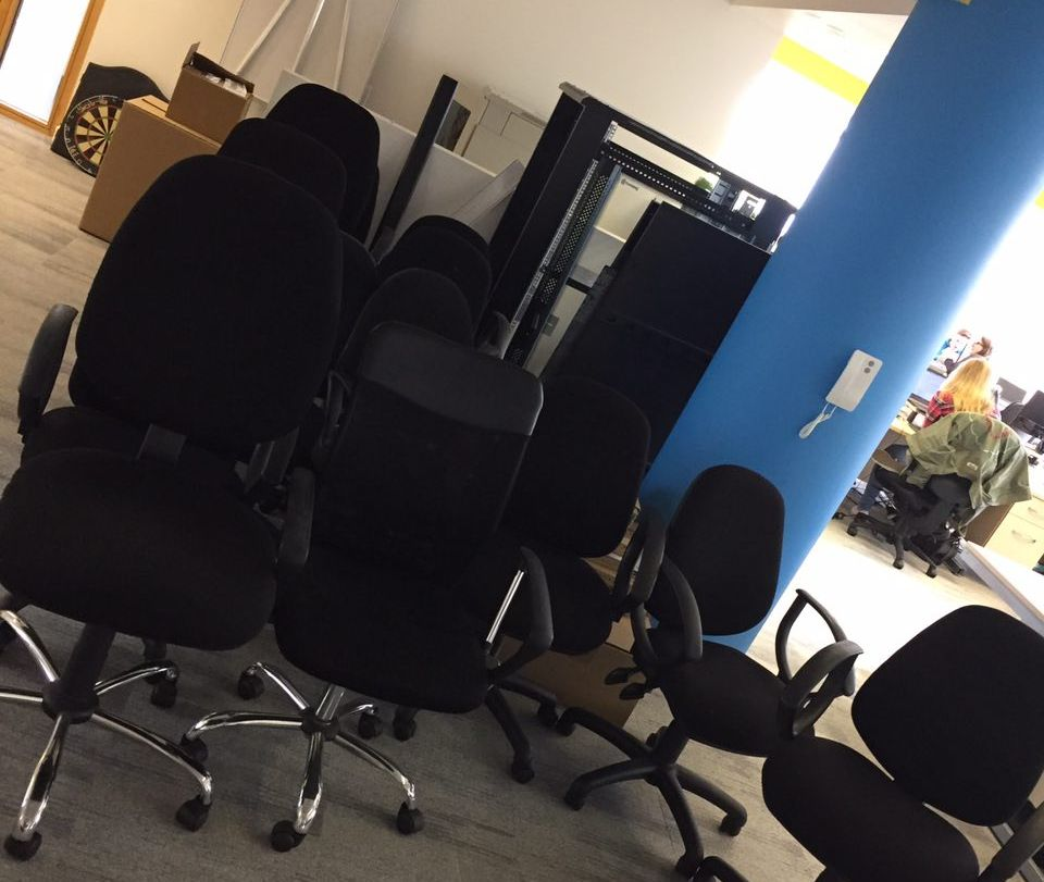 EN4 office recycling service
