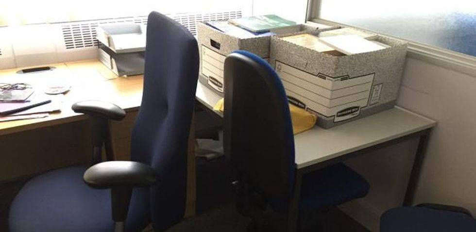 N12 office recycling service