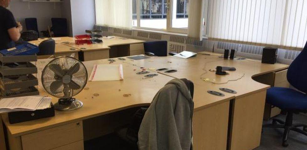 SE24 office recycling service