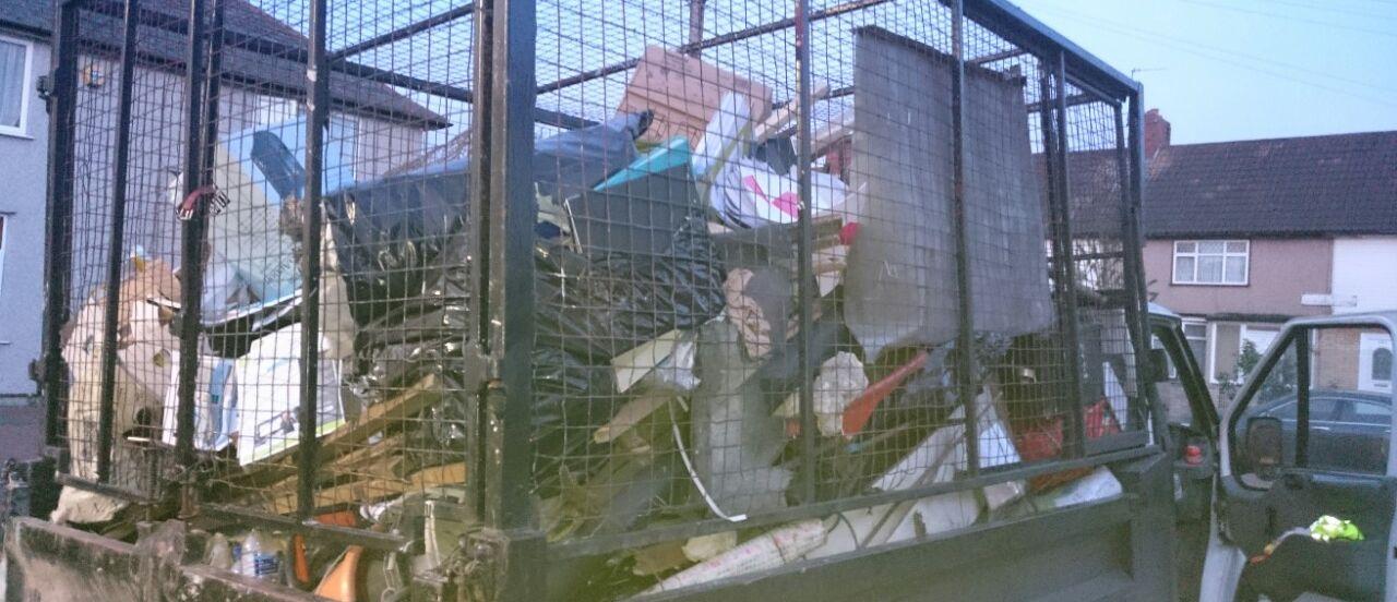 Surrey Quays Builders Rubbish Disposal