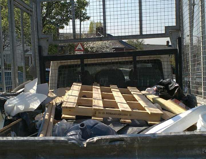 Builders Waste Collection N22